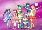 Balala,the fairies (2011) Five Fairies and Prince transformation pose