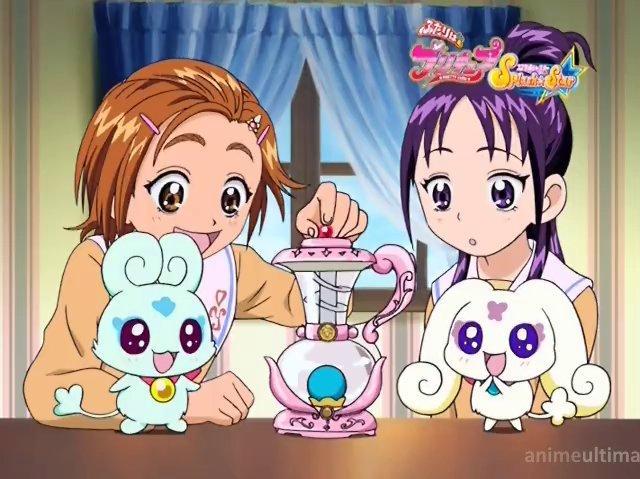 Futari wa Pretty Cure Splash Star - Episode 02