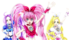 Pretty Cure All Stars DX3 Cure Melody Rhythm Beat 3D pose