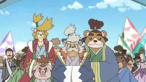 Fushigiboshi no Futago Hime - Episode 10