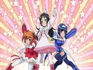 Kaitou Tenshi Twin Angel Tokimeki Paradise Twin Angel and White Angel Introduction