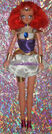 Wedding peach angel salvia custom doll by curemooncustom-d5vzazp