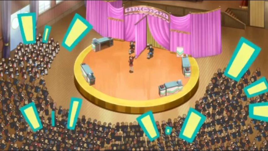 Shugo Chara Doki! - Episode 19