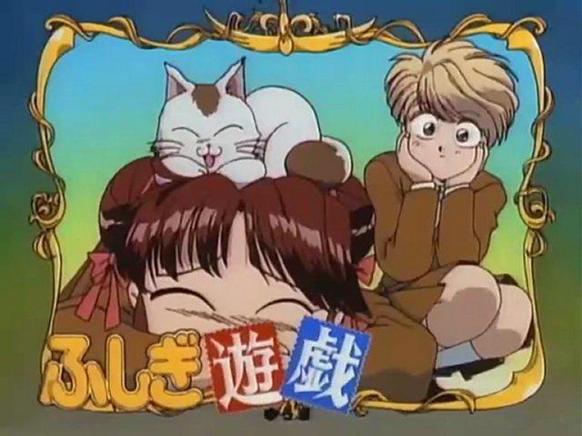 Fushigi Yuugi - Episode 09