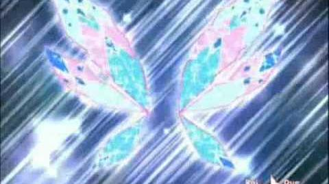 Winx Club - Speedix, Zoomix, Tracix Wings Transformation
