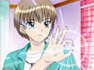 Ultra Maniac Yuta using his magic