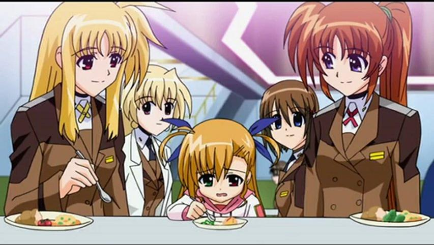 Mahou Shoujo Lyrical Nanoha StrikerS - Episode 15
