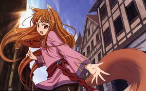 Spice-and-Wolf-Ookami-To-Koushinryou-2-Anime-Wallpaper