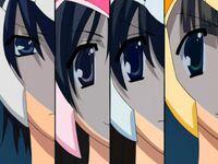 Magical Heart Kokoro-chan Radish Mobile Squad