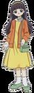 Card Captor Sakura Tomoyo pose5