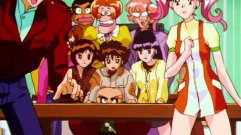 Cutie Honey Flash - Episode 34