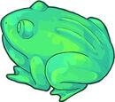 Gummy Frogs
