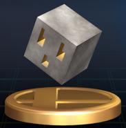 Pyrite - Brawl Trophy