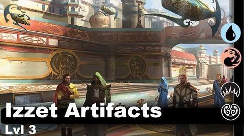 Lvl 3 Izzet Artifacts (ORI + KLD only)