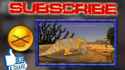 The Magic School Bus Episode 07 All Dried Up Desert Adaptation