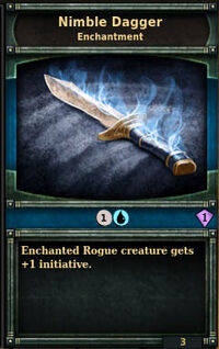 Nimble-dagger