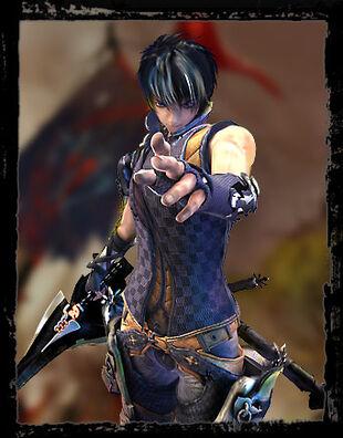 Kaito's Armor