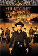 Return of the Magnificent Seven DVD cover