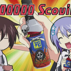 Yamato and Miyako-Sauce of Death?! (Anime)