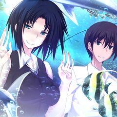 Lee and Yamato- Aquarium Date 3 (Majikoi A-3)