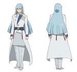 Luke Character Design - Normal
