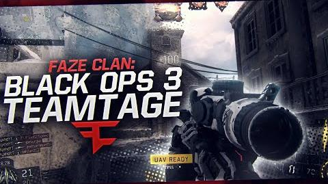 FaZe Black Ops 3 Teamtage 1 by FaZe Force (feat. @Logic301)