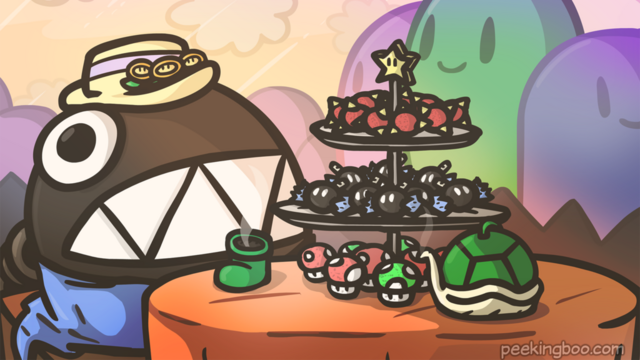 File:Free wallpaper chain chomp high tea by peekingboo-d8vlpw2.png