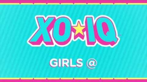 XO-IQ - Girls @ Official Audio From the TV Series Make It Pop