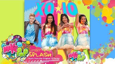 Make It Pop XO-IQ Summer Splash We Got It (Available August 19th)