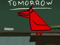 Red bird fiend