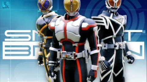 Kamen Rider Faiz OST - The people with no name