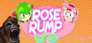 Rose Rump VS - War of the Monster