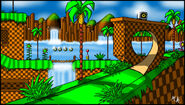 Green hill zone by shadowninja976-d4zb17g