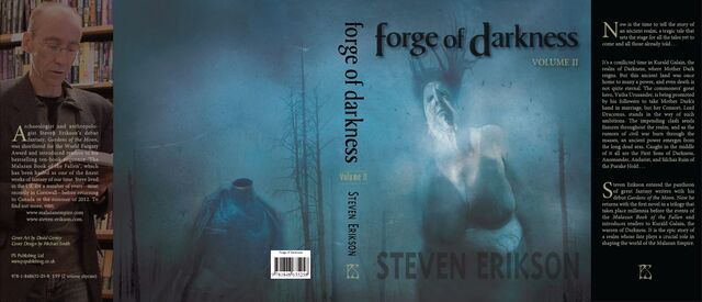 File:PS Publishing Limited Edition Forge of Darkness Volume 2 Cover.jpg