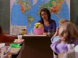 The depressey teacher's debut