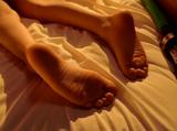 Dewey's Feet