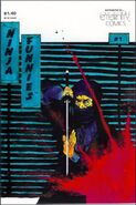 Ninja Funnies Vol 1 1