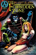 Planet of the Apes The Forbidden Zone Vol 1 2