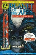 Planet of the Apes Blood of the Apes Vol 1 4