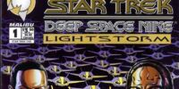Star Trek: Deep Space Nine: Lightstorm Vol 1