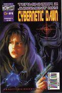 T2 Terminator 2 Judgement Day Cybernetic Dawn Vol 1 1