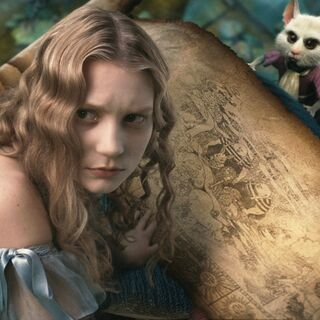 Alice and Dormouse with the Oraculum.