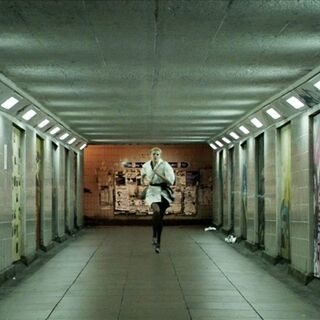 Alice, running in the substation.