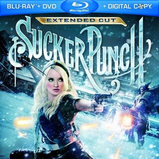 Blu-ray Extended Cut.