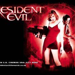 Resident Evil wallpaper.