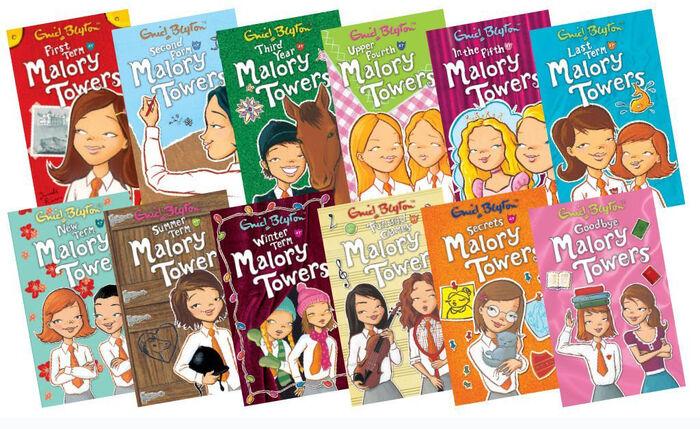 Malory Towers series