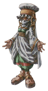 Nun (LoM Artwork)