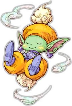 Jinn (Children of Mana)