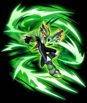 MegaMan GreenDragon
