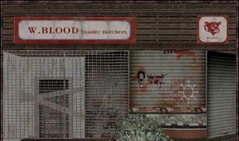 W blood
